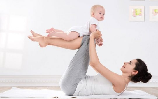 How Can Moms Stay Fit?