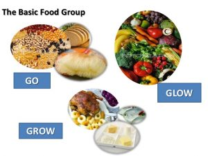 go grow glow foods